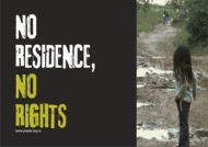 No residence no rights